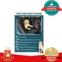 Pet Car Cover / Matras Mobil / Cover Jok Mobil Anjing Kucing Hewan
