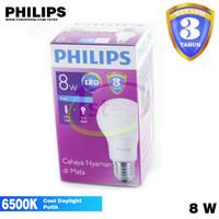 Lampu Led Bulb Philips 8 Watt