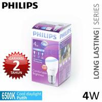 Lampu Led Bulb Philips 4 Watt