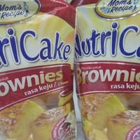 Nutri Cake Premik Brownies Keju 230gram