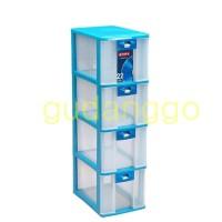 Pressa Container XL-4 SS-4 (88 CD) PR-24 Lion Star Laci CD Susun 4