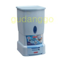 Vella Rice Box 23 KG RB-12 Lion Star Tempat Beras