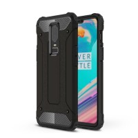 SS9417 - CARBON ARMOR DEFENDER CASE ONEPLUS 6 BLACK
