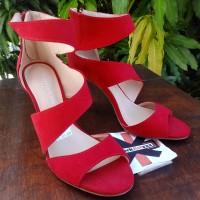 Sepatu Kerja Pesta wanita high heels Christian Siriano Women's Lily