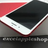 iphone 7 plus 128gb red second fullset mulus ex inter