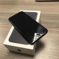 APPLE IPHONE 7 32GB BLACK MATTE GARANSI 1 TAHUN