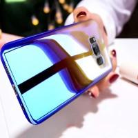 Gradient Case Samsung S8 Plus   Blue Ray Aurora Hardcase Casing Slim