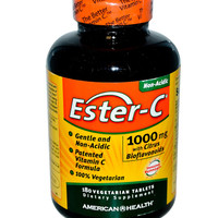 American health ester-c 1000 mg isi 180