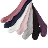 Legging Kaos Kaki Anak Bayi Import Motif Kepang