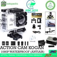 Action Camera Kogan 4K Original 18 MP Sport Cam Resolusi Ful HD 1080 P