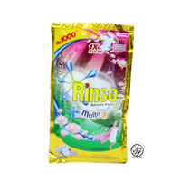 Detergen Rinso Molto Cair Sachet (6 bungkus/lembar)