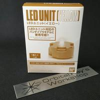 LED Unit Yellow for Gunpla