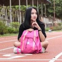 Tas Punggung Kuliah / Sekolah / Tas Ransel Laptop Trendi Visval Kiera