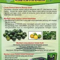 Jeruk Limau Kasturi Murah Minuman Herbal Untuk Kecantikan dan Kesehata