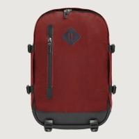 Tas Ransel Laptop 17 Travel Backpack - Esgotado Mochilo Decimo Maroon