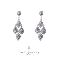 Cocoa Jewelry Love Rain Earring