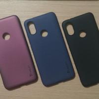 Case Xiaomi MiA2 Mi A2 Soft Case Silikon Violet Mi6X Mi 6X