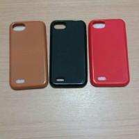 Case Advan i4D Softase Kondom Casing Advan i4D Jelly Case Sarung I4D