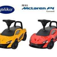 Mobil Anak Tanpa Aki Pliko - Ride On 812 McLaren