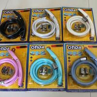 Shower Mandi SO 232 PW Onda / Hand Shower / Head Shower