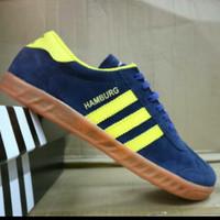 Sepatu adidas Hamburg premium grade ori