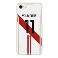 Peru Soccer Jersey Piala Dunia - Custom Phone Case