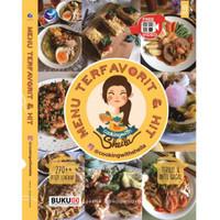 Buku Menu Terfavorit dan Hit dari instagram Cooking With Sheila
