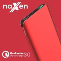 Power Bank Naxen Quick Charge 10000mAH Qualcomm 3.0