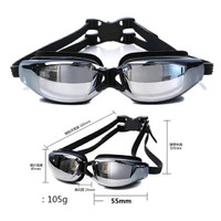 Kacamata Renang Normal Minus Anti Kabut UV Protection Nyaman Dipakai