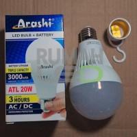 Pencahayaan Lampu Darurat LED Emergency Arashi 20 Watt High Quality