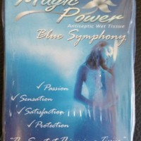 Tissue Tisu Magic Power Blue Symphony 100% Original 1 Kotak 3 Sachet