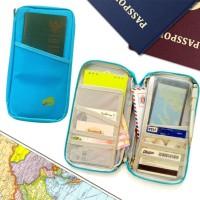 Korean Dompet Passport Cover / Passport ID Card Holder