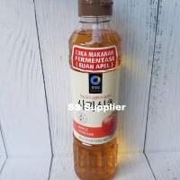 Cuka Apel Korea ( Apple vinegar ) Daesang 500 ml/ Best Seller !