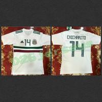 Jersey Meksiko Away Piala Dunia World Cup 2018 OFFICIAL + Cetak nama
