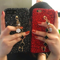 Casing iphone import murah karakter case 5 5S SE 6 6S 7 8 plus X