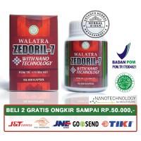 LAMPUNG -Walatra Zedoril-7 Kapsul, Obat Herbal Kanker dan Tumor Ganas