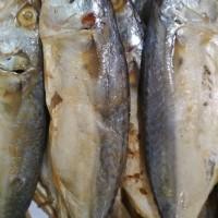 Pedak Putih Ikan Asin