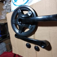 Gir 36 Koteles chain wheel 36T x 165 mm Chain Wheel gear Sepeda