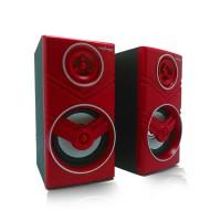 Speaker Advance DUO-080 Stereo DUO080 USB Powered
