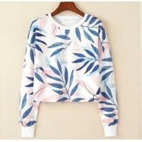 Damai fashion jakarta - baju atasan sweater crop wanita FITRI