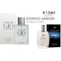 Inspired by Armani Acqua Di Gio - Parfum PRIA - FM 134 Hot Collection