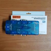 KVM Switch Auto USB 4 Port