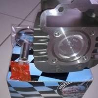 Blok Bore Up Blade Revo 54.5mm Shark 130cc 54.5 mm Block Racing