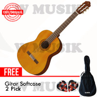 Yamaha Gitar Akustik C330 / C 330 / C330A / C 330A + Softcase & 2 Pick