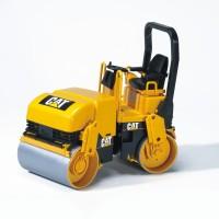 Bruder Toys 2433 Cat Asphalt Drum Compactor - Mainan Anak