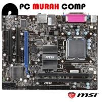 Motherboard Intel LGA 775 G41 DDR3 - ONBOARD