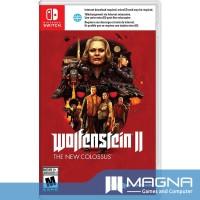 Switch Game - Wolfenstein II: The New Colossus
