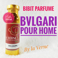 biang parfum BVLGARI POUR HOMME / BIG HOME 100ml by laverne