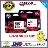 Tinta HP 680 Black Printer HP Deskjet 2135 3635
