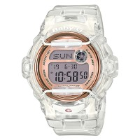Casio Baby-G BG-169G-7BDR Water Resistant 200M Resin Band